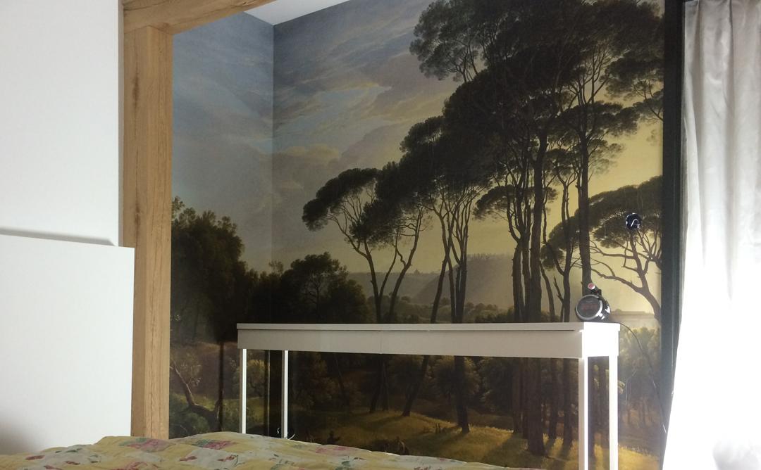 Woonidee fotobehang van het rijksmuseum zeeuwsenzo - Afneembaar huis ...