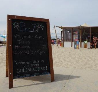 Pier 7: Een nieuw zand paviljoen in Vlissingen