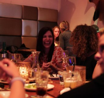 Cityclub ZanziBar: Tapas, food en loungebar