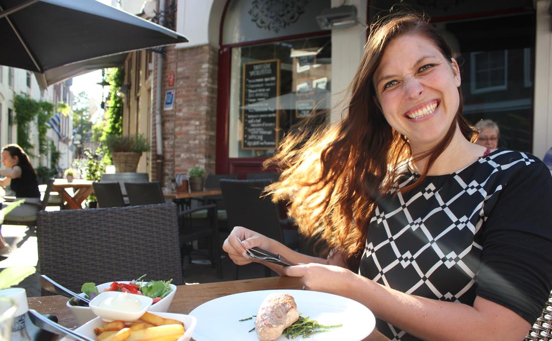 Brasserie 1600 restaurant lunch diner Middelburg