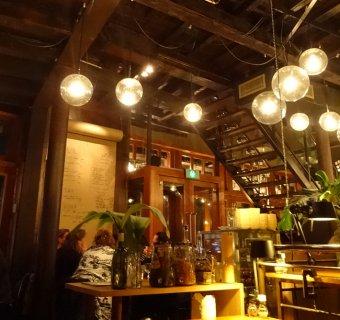 Café Restaurant Vriendschap: biologisch goed