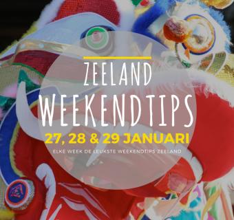 De weekendtips voor 27, 28 en 29 januari