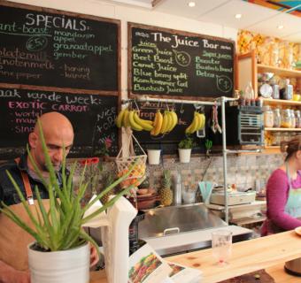 The Juice Bar: voor heerlijke verse sapjes en smoothies