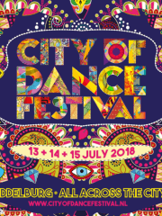 City of Dance 2018 Middelburg Brochure