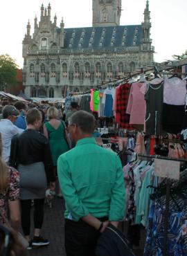 Struinen over de markt deze zomer in Zeeland