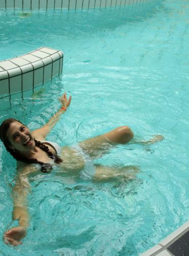 Zwemmen in het Omnium