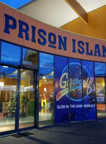 Prison Island: een top uitje voor jong en oud!